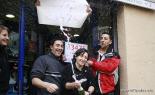 El 2012 al Ripollès, en 125 imatges Celebració del 4t premi de loteria de Nadal. Foto: Arnau Urgell