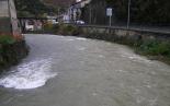 Crescuda rius pluges 3-4 novembre El Freser a Ribes (4 de novembre). Foto: Josep Manuel Mercader/Meteoribes