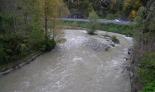Crescuda rius pluges 3-4 novembre El Freser al pont de la Cabreta (4 de novembre). Foto: Foto: Josep Manuel Mercader/Meteoribes