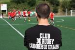 Rugbi a Campdevànol: Ripollès RC - Carboners de Terrassa