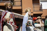 Sant Eudald 2010: gegants i sardanes