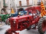 Fira de Sant Isidre: castells i tractors vells