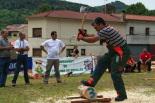 XVIII Concurs Tallada de Troncs de Vallfogona