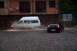 Forta tempesta a Ribes de Freser del 6 de juny Foto: Laia Deler