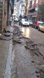 Forta tempesta a Ribes de Freser del 6 de juny Foto: @xicuFC