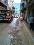 Forta tempesta a Ribes de Freser del 6 de juny Foto: Montse Benedé