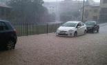 Fortes tempestes al Ripollès 16-21 de juliol Aiguat de 40 litres a Vallfogona (16 de juliol). Foto: Nuri Coma