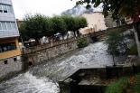 Temporal de pluja del 10 d'octubre El Freser a Ribes. Foto: Arnau Urgell