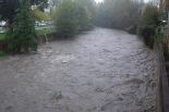 Temporal de pluja del 10 d'octubre El Freser a Ripoll. Foto: Dani Vilaseca