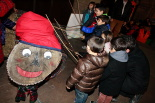 Cercavila i cagada popular del tió a Ripoll