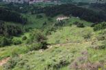 I Cursa de les Quatre Ermites de Ripoll Francesc Fréixer, en ple ascens a Sant Roc. Foto: B&B Sports