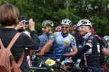 La Transpyr més ripollesa Pau Zamora i Joan Llordella. Foto: FotoEsportBCN/Transpyr