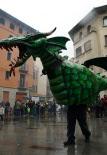 Trobada de Dracs per un Sant Jordi Festiu, 2012