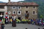 I Trobada Gegantera de Vallfogona i sardinada