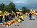 La Via Catalana, amb ulls ripollesos Foto: Àlex Porta Tallant