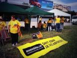 La Via Catalana, amb ulls ripollesos Foto: Carles Bassaganya
