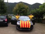 La Via Catalana, amb ulls ripollesos Foto: Miquel Moreno