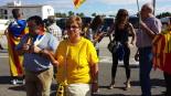La Via Catalana, amb ulls ripollesos Foto: Jofre Domènech