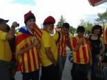La Via Catalana, amb ulls ripollesos Foto: Marina Puigcorbé