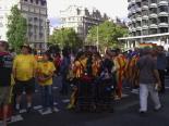 La Via Catalana, amb ulls ripollesos Foto: Josep Manuel Mercader