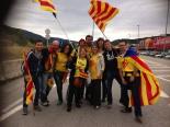 La Via Catalana, amb ulls ripollesos Foto: Pep Coma