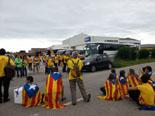 La Via Catalana, amb ulls ripollesos Foto: Vall de Ribes per la Independència