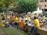 La Via Catalana, amb ulls ripollesos Foto: Marcel Urgell