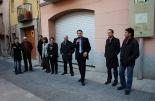 Inauguració tres carrers Vila Vella de Sant Joan