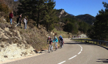 Volta Catalunya 2013: pas per Ripoll i Gombrèn Foto: Arnau Birba