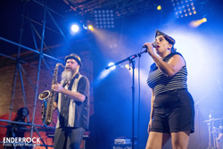 Concert de Brighton 64 i The Rhythm Treasures al Castell de Montjuïc de Barcelona <p>The Rhythm Treasures</p>