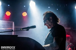 Concert de Burning a la sala La [2] de Barcelona <p>Burning</p>