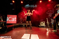 El Desconcert 2018 d'Icat Fm a la sala Apolo <p>Sara Terraza & The Black Sheep<br></p><p>F: Xavier Mercade</p>