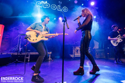 El Desconcert 2018 d'Icat Fm a la sala Apolo <p>The Crab Apples<br></p><p>F: Xavier Mercade</p>