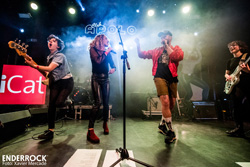 El Desconcert 2018 d'Icat Fm a la sala Apolo <p>The Crab Apples</p><p>F: Xavier Mercade</p>