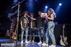 El Desconcert d'ICat FM a la sala Apolo de Barcelona <p>Kids From Mars<br></p>