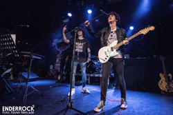 El Desconcert d'ICat FM a la sala Apolo de Barcelona <p>Kids From Mars</p>