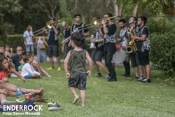 Festival Sons Solers a Sant Pere de Ribes <p>Zebrass Marching Band<br></p>