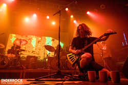 Concert de King Gizzar & The Lizard Wizzard a la sala Razzmatazz de Barcelona King Gizzar & The Lizard Wizzard