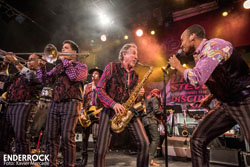 Concert de Little Steven & The Disciples of Soul a la sala Apolo (Barcelona)