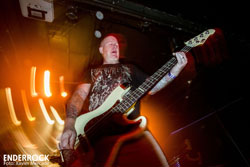 Concert de Sick of it All i Good Riddance a la sala Razzmatazz II de Barcelona Good Riddance