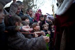 Cavalcada de Reis a Girona