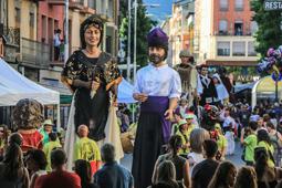 Festa Major de la Seu d'Urgell 2016:  25a Trobada Gegantera