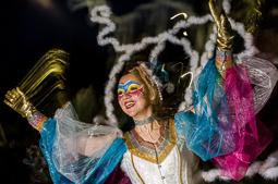 Carnaval d'Olot, 2016