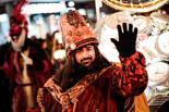La Cavalcada dels Reis d'Orient a Olot