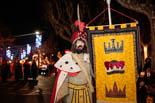Cavalcada dels Reis d'Orient a Olot