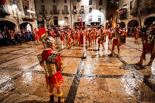 Setmana Santa a la Garrotxa, 2014 Processó dels Dolors de Besalú