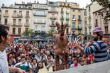 Setmana Santa a la Garrotxa, 2014 Trencada de la mona