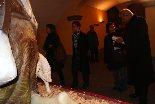 Inauguració de la Mostra de Pessebres 2009