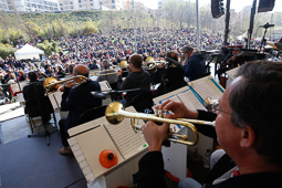 Picnic Jazz de Terrassa 2016
