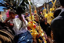 Diumenge de Rams a la plaça Vella de Terrassa 2016